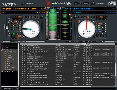 ScratchLIVE 1.x (Mix Screen)