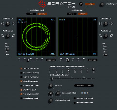 Scratch LIVE 1.x (Setup Screen)